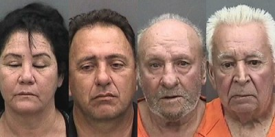 Cockfighting | Hillsborough Sheriff | Arrests