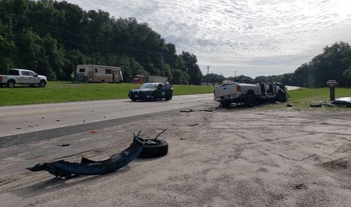 Tampa Man Dies in Head-On U S  301 Crash | Tampa Bay Reporter