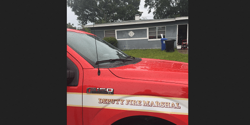Fatal Fire | St. Petersburg Fire Rescue | House Fire