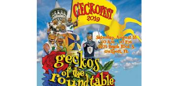 GeckoFest|Events|Gulfport