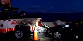 HowardFranklandBridgeCrash|FloridaHighwayPatrol|I Crash