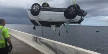 Howard Frankland Crash | Florida Highway Patrol | Traffic