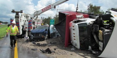 FHP: Driver Steals Car to Escape Crash That Killed Motorcyclist