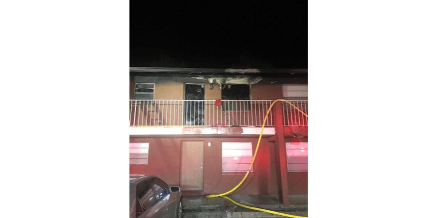 Tampa Apt Fire | Tampa Fire Rescue | TB Reporter