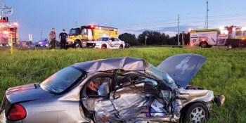 FloridaHighwayPatrol SRCrash TrafficCrash