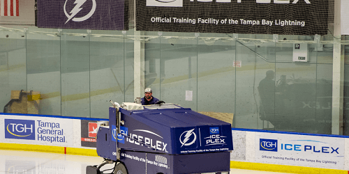 TGH Ice Plex | Tampa General Hospital | Tampa Bay Lightning