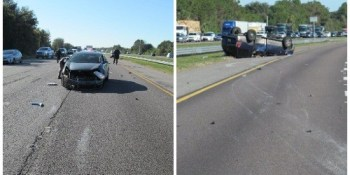 FloridaHighwayPatrol|I Crash|Traffic