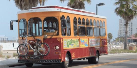 Jolley Trolley   PSTA   Transportation