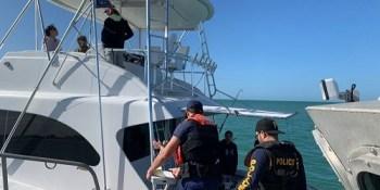 Treasure Island Charter | US Coast Guard | TB Reporter