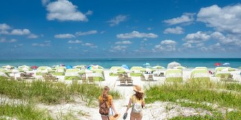 Clearwater Beach | Beach Reopens | Recreation