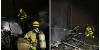 Blake High School | Tampa Fire | Maintenance Shed