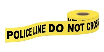 Police Tape | Traffic crash | Crime