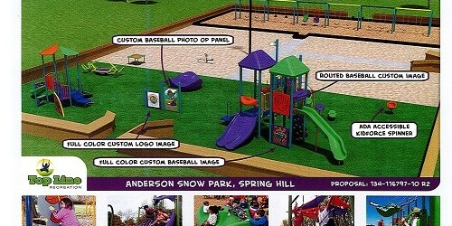 Anderson Snow Playground | Hernando County | Recreation