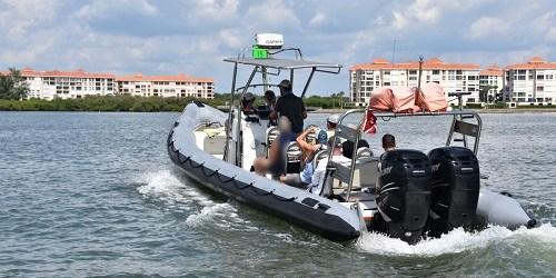 Maximo Marina Illegal Charter | Coast Guard | TB Reporter
