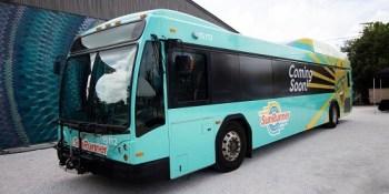 SunRunner | PSTA | Bus Rapit Transit