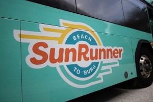 SunRunner   PSTA   Bus Rapit Transit