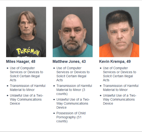 Hillsborough Sheriff | Arrests | Opeaton Chat Room