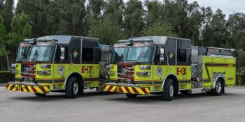 Hernando Fire Trucks | Fire | TB Reporter