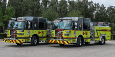Hernando Fire Trucks   Fire   TB Reporter