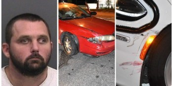 Donald Leon Whitfield | Nebraska Avenue Crash | Arrests