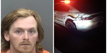 Cole Mason Gatlin | HCSO Patrol Car | Arrests