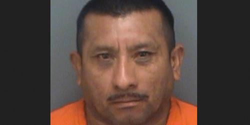 Pedro Caamal   Pinellas Sheriff   Crime