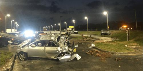 Jennifer Carvajal   Floirda Highway Patrol   Gator Ford Crash