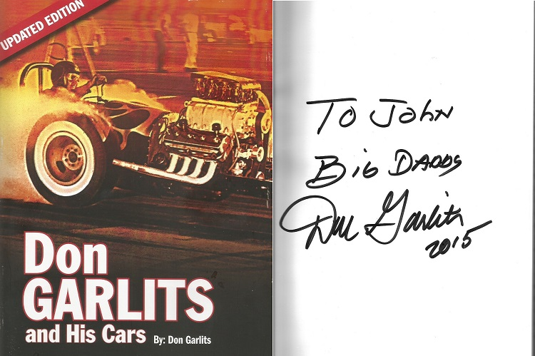 book Don Garlits and His Cars
