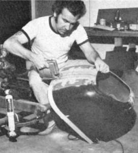 Bud Lang Co Founder of Fiberglass T-Bucket Body Manufacturer Cal Automotive