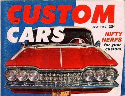 Clayton Crowe's Karl Krumme customized '59 Olds