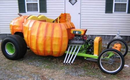 Pumpkin T-Bucket For Sale