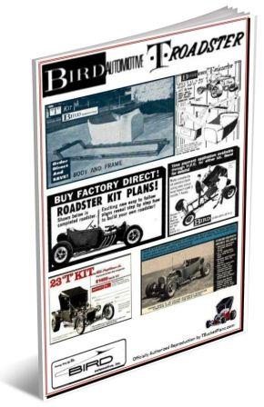 Bird T-Bucket Plans History