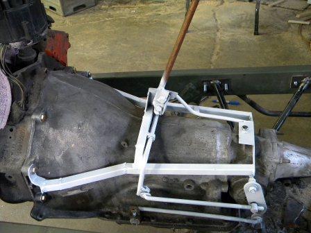 Tara Lubiato Arly Hayden T-Bucket TH350 gear shifter (8)