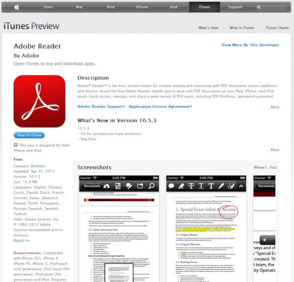 Read Save How to Build a T-Bucket Plans PDF on iPhone iPad iPod with Adobe Reader