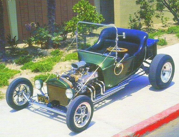 1915 T-Bucket Dan Woods