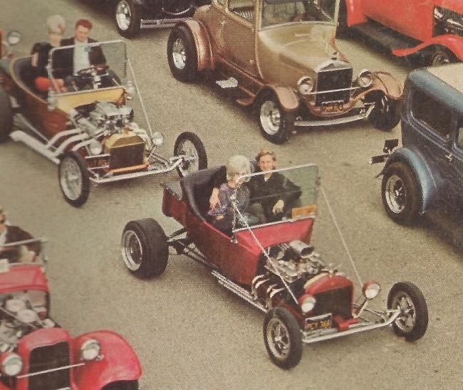 Dan Woods 1915 T-Bucket body