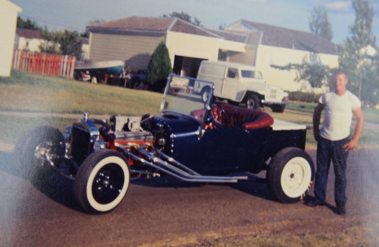 1927 T Roadster Charles Tunnell