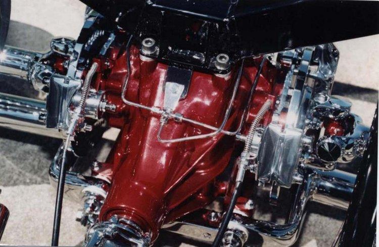 John Eplen T-Bucket Jaguar IRS
