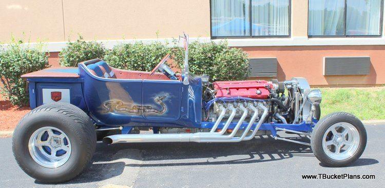Dodge Viper T-Bucket