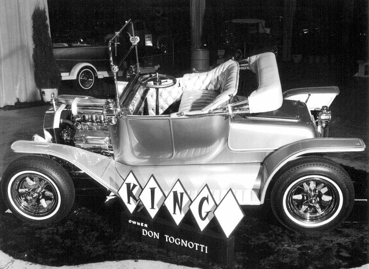 Don Tognotti King T Bucket AMBR 1964