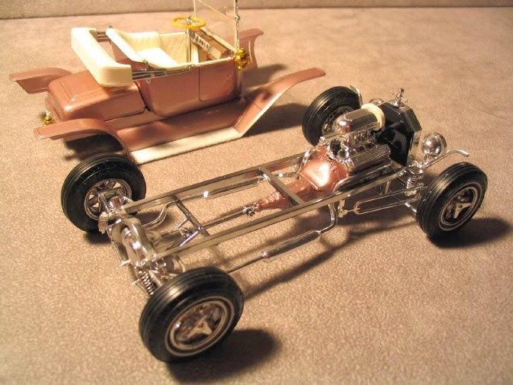 Tognotti's King T model kit