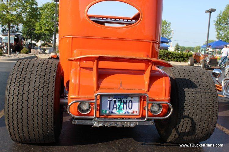 Tom Hintz T-Bucket Track Roadster