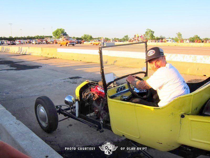 4 cylinder t-bucket Brad Masterson Kustoms