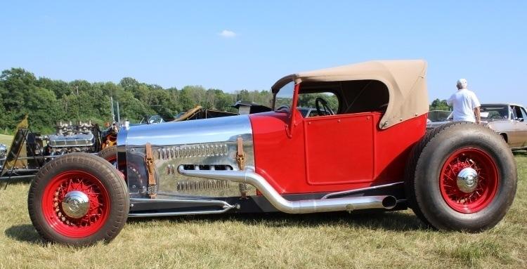 1926/27 T a T-Bucket Stan Johnson
