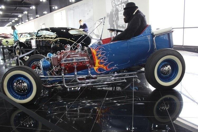 Galpin Auto Sports Norm Grabowski Kookie Kar