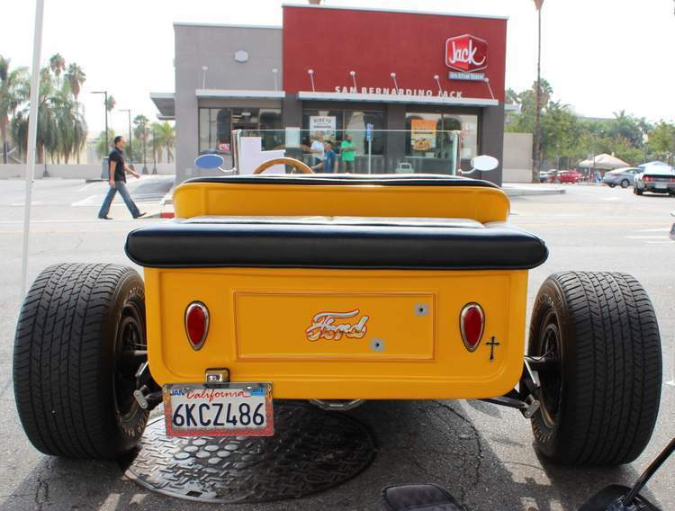 Southern California Car Shows T-Buckets Tom Raney