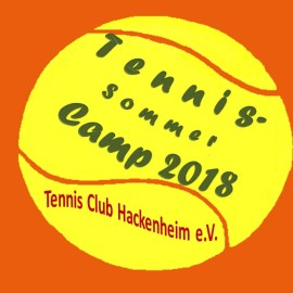 Tennis-Sommer Camp 2018