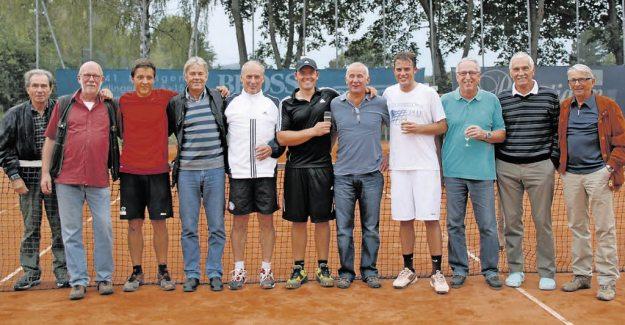 Clubmeisterschaften 2012 - Abschluss Oktober