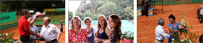 Tennis Club Rüsselsheim, 80 Jahrfeier