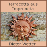 Dieter Wetter, Terracotta aus Impruneta